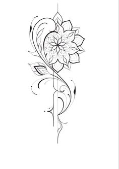 Mini Tattoos, Cute Tattoos, Beautiful Tattoos, Body Art Tattoos, Cross Tattoos For Women, Tattoos For Women Small, Small Tattoos, Geometric Tattoo Design, Mandala Tattoo Design