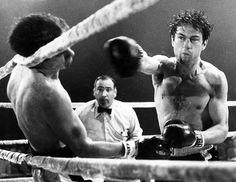 Touro indomável (1980) de Martin Scorsese