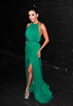 Los 15 mejores vestidos verdes de la Alfombra Roja - IMujer