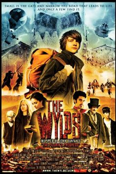The Wylds - Christian Movie/Film on DVD.  http://www.christianfilmdatabase.com/review/the-adventures-of-chris-fable-the-wylds/
