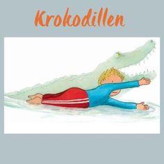 Tegninger, tips og gode råd Yoga Illustration, Kundalini Yoga, Yoga For Kids, Teaching Kids, Pilates, Activities For Kids, Kindergarten, Mindfulness, Exercise