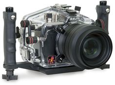 underwater housing for for Canon 60D