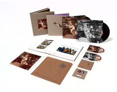 Led Zeppelin - In Through the Out Door: Super Deluxe Edition on Numbered Limited Edition 180g Vinyl 2LP 2CD Box Set