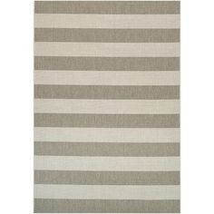 Found it at Wayfair - Afuera Yacht Club Tan/Ivory Indoor/Outdoor Area Rug