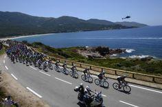 Photo gallery videos stage 3 - Ajaccio > Calvi - Tour de France 2013