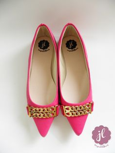 Sapatilha Pink