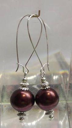 eBay Wedding Earrings