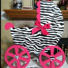 Babyshower Centerpiece...contact me for any party decoration :)
