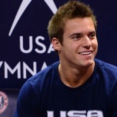 Sam Mikulak--May not have won the gold but you get serious credit in my book for the sportsmanship you showed during the 2012 olympics. Congrats on a terrific performance!