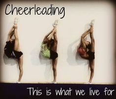 Cheerleading ;)