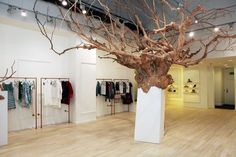British Designers Collective Pop-up Store by Clare Ceprynski at Bicester Village, Oxfordshire – UK » Retail Design Blog