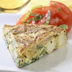 Spanish Tortilla - EatingWell.com