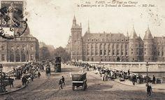 pont au Change - 1905 - Paris 1er