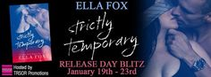 Smokin' Hot Book Blog: Release Blitz and Giveaway: Strictly Temporary by ...