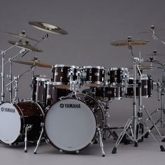 Yamaha Rolls Out New Absolute Hybrid Maple Drum Sets at Namm 2014 - Drums - News & Events - Yamaha United States