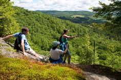New Life Hiking Spa offers all-inclusive packages each spring through fall in the beautiful Green Mountains of Vermont.