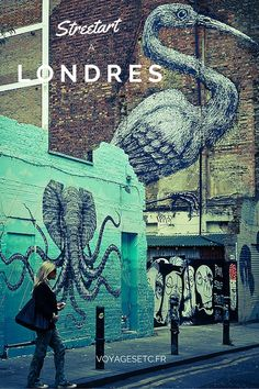 When we walk in the east end, near Shoreditsh and Brick Lane, we walk in an open air museum. Tattoo Photography, Street Photography, Nature Photography, Brick Lane, Photo Tag, Street Art, Highgate Cemetery, Temple, London Art