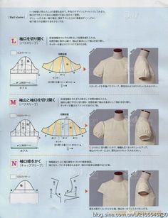 basic patterns from MRS STYLE BOOK - SSvetLanaV - Picasa Web Albums