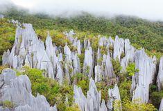 Borneo: Sarawak And Sabah Beautiful Waterfalls, Beautiful Landscapes, Miri Sarawak, Gunung Mulu National Park, Kinabalu Park, Malaysia Travel, Malaysia Trip, India Travel, Stuff To Do