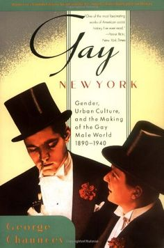 Based on years of research and access to a rich trove of diaries, legal records, and other unpublished documents, this book is a fascinating portrait of a gay world that is not supposed to have existed. http://www.amazon.com/Gay-New-York-Culture-1890-1940/dp/0465026214/ref=sr_1_14?m=A3030B7KEKNTF7&s=merchant-items&ie=UTF8&qid=1394738797&sr=1-14&keywords=sex