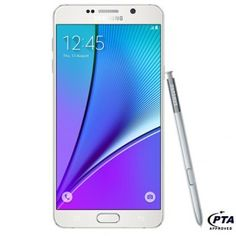 Samsung Galaxy Note 5 (4G)      Rs.77499  Samsung Galaxy Note 5 (4G 32GB White Pearl) - Official Warranty Overview and Specifications  Samsung Galaxy Note 5 (4G 32GB White Pearl) - Official Warranty now available at symbios.pk in the lowest price with fast and secure delivery all over Pakistan.  Symbios.pk offers a bestSamsung Galaxy Note 5 (4G 32GB White Pearl) - Official Warranty price in Pakistanwith fast shipping in all the major cities of Pakistan. Including Karachi Lahore Islamabad…