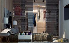 ФУНКЦИОНАЛЬНАЯ ЛЕГКОСТЬ Дизайн интерьера однокомнатной квартиры