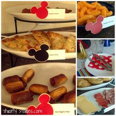 great cheap ideas for disney party