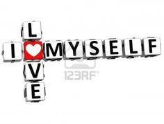 I love myself  so what?!