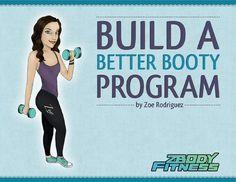 Zbody Build a better booty program by V.G - issuu