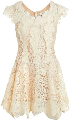 Madeleine Dress http://www.lyst.com/clothing/imitation-ivory-madeleine-dress-beige/?ctx=41934