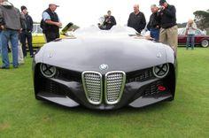 BMW 328 Hommage Concept.