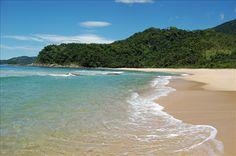 Praia Brava - Trindade - Paraty