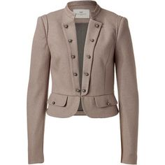 The Day Lavier Hazelnut Blazer