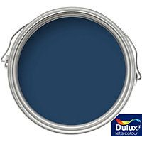 Dulux Breton Blue Feature Wall Idea Really Like This Colour The Big Dream Pinterest