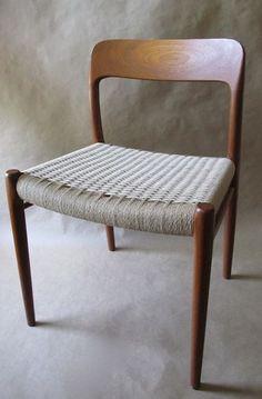 相片:ii  N. O. Møller Chair circa 1955 http://www.pinterest.com/pin/487585097129592191/