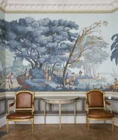 hand painted wallpaper :: chinoiserie wallpaper :: silk wallpaper :: chinese wallpaper :: hand painted silk wallpaper :: hand painted chinese wallpaper :: bespoke wallpaper and custom service Zuber Wallpaper, De Gournay Wallpaper, Scenic Wallpaper, Silk Wallpaper, Hand Painted Wallpaper, Chinoiserie Wallpaper, Painting Wallpaper, Handmade Wallpaper, French Wallpaper