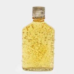 Shower Gel: 2 c. liquid glycerin soap, 1 c. distilled water, 3/4 tsp sea salt, 1 Tbs. jojoba oil, 30 drops essential oil. Combine all in a bottle and shake well.