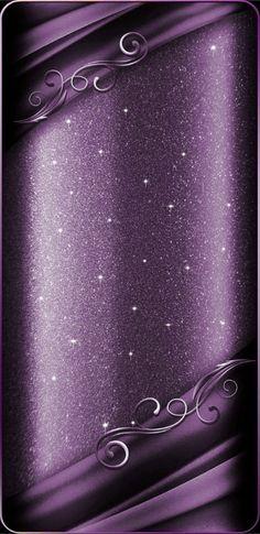 By Artist Unknown. Bling Wallpaper, Luxury Wallpaper, Fall Wallpaper, Purple Wallpaper, Colorful Wallpaper, Flower Wallpaper, Pretty Backgrounds, Pretty Wallpapers, Wallpaper Backgrounds