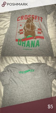CrossFit Ohana shirt Size M in women's Tops Tees - Short Sleeve
