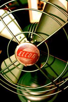 My Elcon fan from Stuff & Co.
