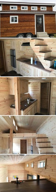 Rustic tiny house for sale in Texas
