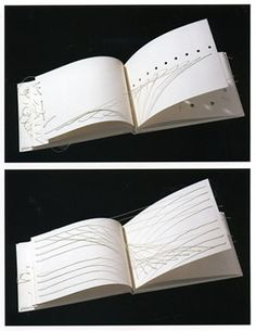 Keith Smith | BOOK 91 A String Book, 1982