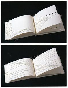 Keith Smith | BOOK 91 A String Book, 1982