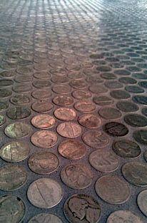 nickel floor