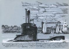 U-196 U-BOOT 206 Class