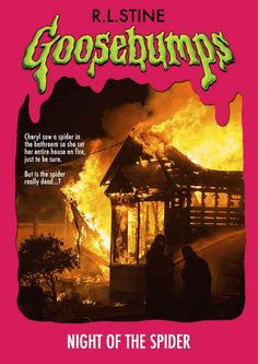 If Goosebumps Books Were Written For Adults