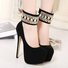 020a091f33e80 Resultado de imagen para tacones altos Zapatos De Moda
