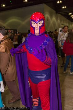Magneto Cosplay by Trinity All-Stars - photo by: © David Ngo