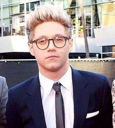 Niall on the red carpet at the American Music Awards - 11/22/15