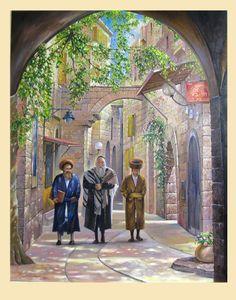 Alex Levin, Judaic Fine Art
